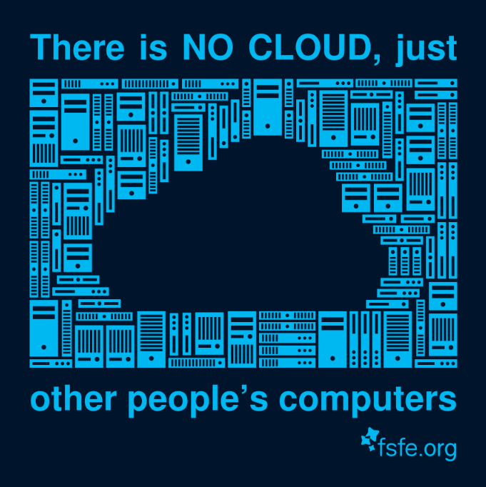 noCloud by FSFE