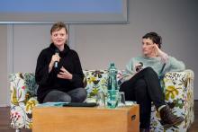 Foto: Violetta Wakolbinger; Barbara Ondrisek, Uschi Reiter