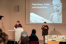 Foto: Violetta Wakolbinger; Markus Reuter,  Valie Djordjevic